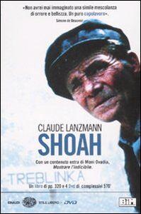 Libro Shoah. Con 4 DVD Claude Lanzmann