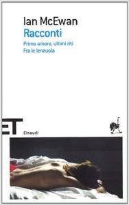 Libro Lenzuola-Primo amore Ian McEwan