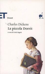 La piccola Dorrit - Charles Dickens - copertina
