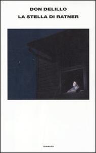 La stella di Ratner - Don DeLillo - copertina
