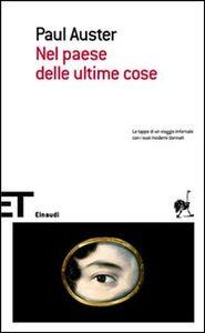 Foto Cover di Nel paese delle ultime cose, Libro di Paul Auster, edito da Einaudi