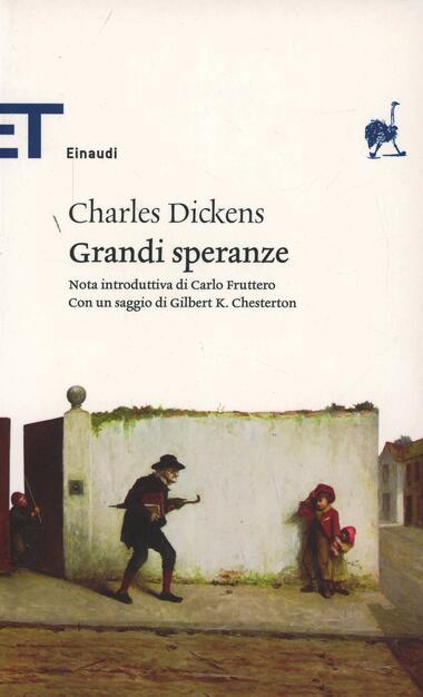 grandi speranze charles dickens  Grandi speranze - Charles Dickens - Libro - Einaudi - Einaudi ...