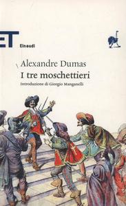 Libro I tre moschettieri Alexandre Dumas