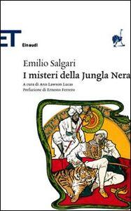 Libro I misteri della Jungla Nera Emilio Salgari