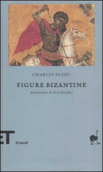 Figure bizantine - Charles Diehl - copertina