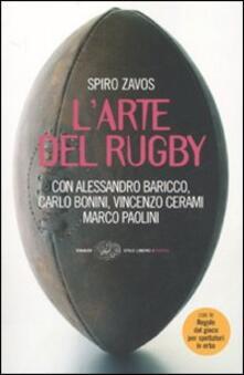 Ristorantezintonio.it L' arte del rugby Image