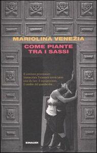 Foto Cover di Come piante tra i sassi, Libro di Mariolina Venezia, edito da Einaudi