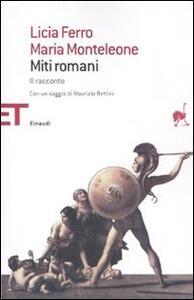 Miti romani. Il racconto