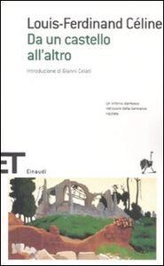 Libro Da un castello all'altro Louis-Ferdinand Céline