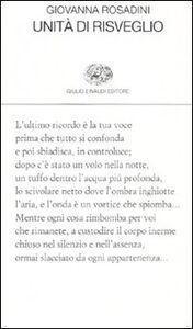 Libro Unità di risveglio Giovanna Rosadini
