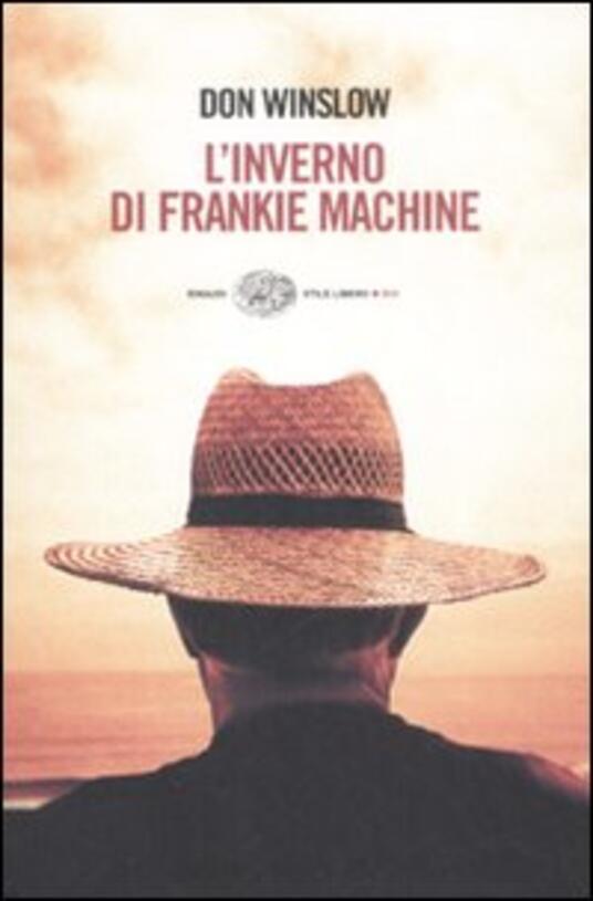 L' inverno di Frankie Machine - Don Winslow - copertina