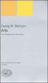 Arte. Un'introduzione filosofica