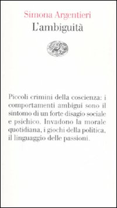 Libro L' ambiguità Simona Argentieri