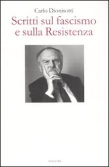 Luciocorsi.it Scritti sul fascismo e sulla Resistenza Image