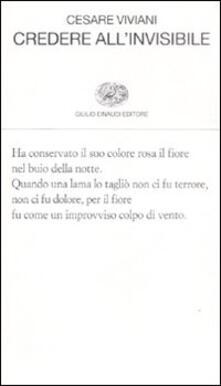 Grandtoureventi.it Credere all'invisibile Image