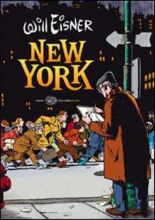 New York - Will Eisner - copertina