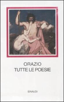 Rallydeicolliscaligeri.it Tutte le poesie. Testo latino a fronte Image