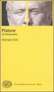 Foto Cover di Platone. Un'introduzione, Libro di Michael Erler, edito da Einaudi