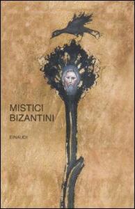 Mistici bizantini - copertina