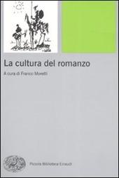 La cultura del romanzo
