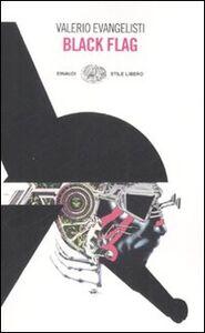 Libro Black Flag Valerio Evangelisti