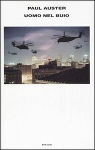 Foto Cover di Uomo nel buio, Libro di Paul Auster, edito da Einaudi
