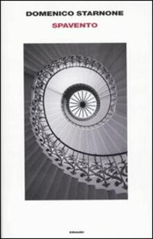 Spavento - Domenico Starnone - copertina