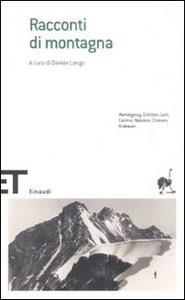 Libro Racconti di montagna