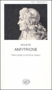 Foto Cover di Anfitrione, Libro di Molière, edito da Einaudi