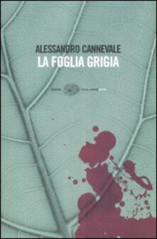 Grandtoureventi.it La foglia grigia Image