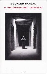 Libro Il villaggio del tedesco Boualem Sansal