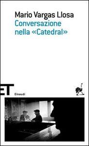 Libro Conversazione nella «Catedral» Mario Vargas Llosa