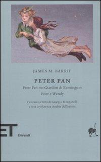 Peter Pan: Peter Pan nei giardini di Kensington-Peter e Wendy - Barrie James Matthew - wuz.it
