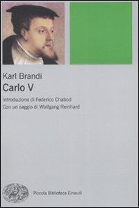 Carlo V - Karl Brandi - copertina
