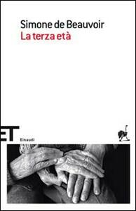 La terza età - Simone de Beauvoir - copertina