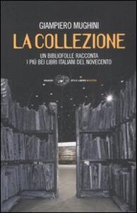 La collezione - Giampiero Mughini - copertina