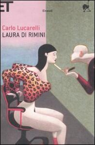 Laura di Rimini - Carlo Lucarelli - copertina