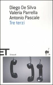 Foto Cover di Tre terzi, Libro di AA.VV edito da Einaudi