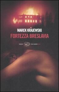 La fortezza Breslavia - Marek Krajewski - copertina