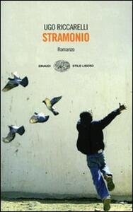 Stramonio - Ugo Riccarelli - copertina
