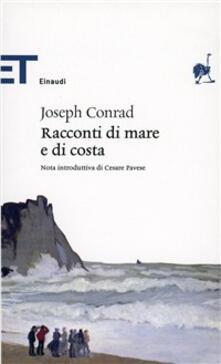 Racconti di mare e di costa - Joseph Conrad - copertina