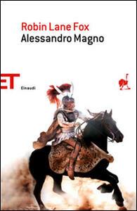 Alessandro Magno - Robin Lane Fox - copertina