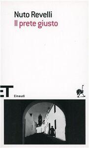 Foto Cover di Il prete giusto, Libro di Nuto Revelli, edito da Einaudi