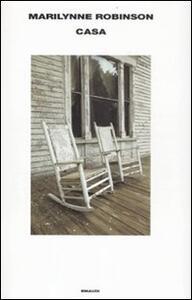 Casa - Marilynne Robinson - copertina