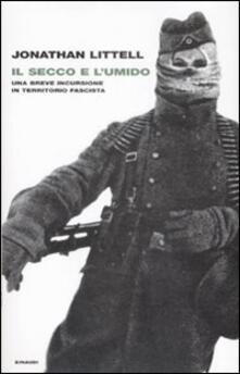 Radiospeed.it Il secco e l'umido. Una breve incursione in territorio fascista Image