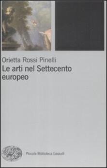 Equilibrifestival.it Le arti nel Settecento europeo Image
