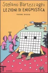 Lezioni di enigmistica