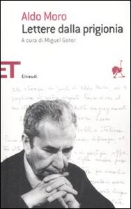 Libro Lettere dalla prigionia Aldo Moro