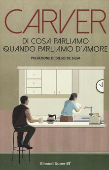 Di cosa parliamo quando parliamo d'amore - Raymond Carver - copertina