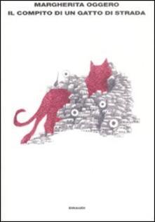 Secchiarapita.it Il compito di un gatto di strada Image